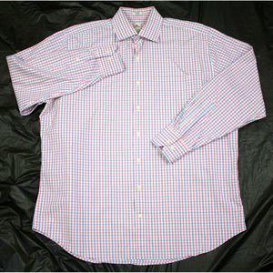 Peter Millar Nanoluxe Long Sleeve Shirt